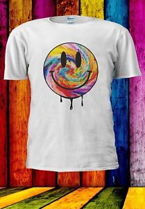 Acid-Dripping-Smiley-Face-Tie-Dye-House-Rave-Music-Men-Women-Unisex-T-shirt-909