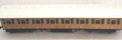 Audace Lawrence Scale Models Proessionaly Painted Lner Teak Coach All 3rd