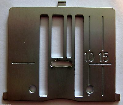 Viking Husqvarna Zig Zag Needle Plate 4125330-01 Designer's Platinum Scandinavia