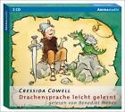 Drachensprache leicht gelernt. 2 CDs von Cressida Cowell (2007)