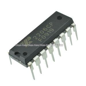 Circuito Xr2206 : Pcs xr xr cp xr circuito integrado monolítico