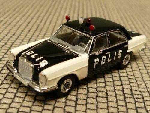 1//87 Brekina MB 280 se Polis Svezia un prezzo speciale 13105 STARMADA
