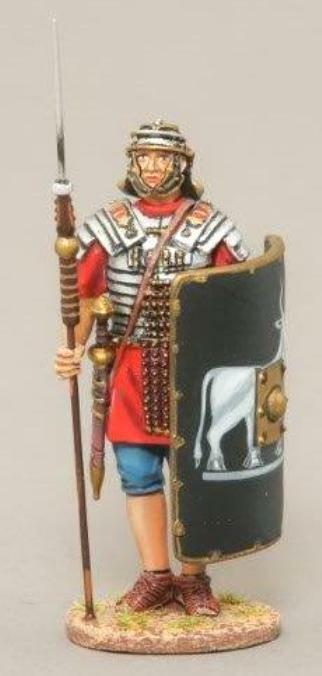 Thomas Gunn Roman Empire rom035c 9. Legionär Sentry MIB