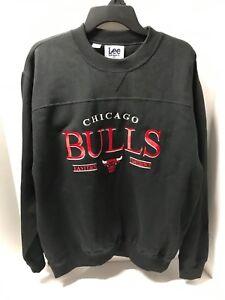 Lee Sweaters | Vintage Chicago Bulls Sports Crewneck Ml