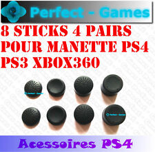 PLAYSTATION PS4 PS3 manette controller dualshock 8 sticks thumbsticks joystick