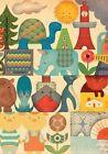 Animals Around the World Journal by Junzo Terada (Diary, 2008)