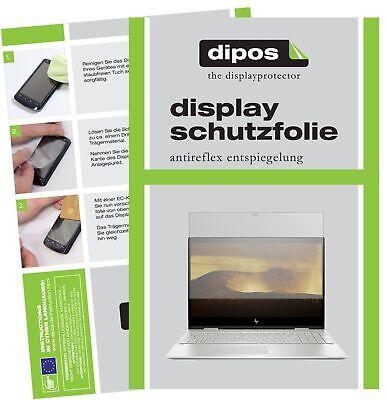 Anti-Fingerprint Anti-Reflex BROTECT Entspiegelungs-Schutzfolie kompatibel mit HP Envy x360 13-ay0175ng Displayschutz-Folie Matt