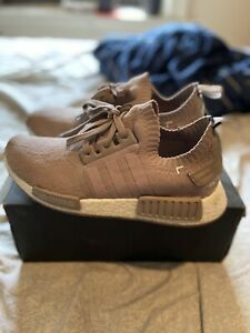 Details about ADIDAS NMD R1 PK PRIMEKNIT JAPAN BOOST VAPOUR GREY FRENCH BEIGE WHITE S81848 9