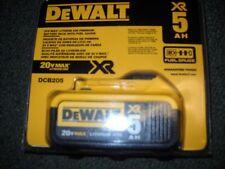 Genuine Dewalt DCB205 20V Max 5.0Ah Li-Ion Cordless Battery NEW