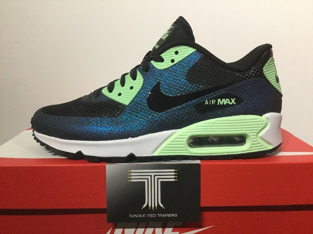 Nike air max 90 hyperfuse wc qs. 811165 001 uk taille 4.5-