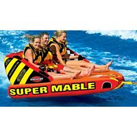 Sportsstuff Super Mable Towable Water Tube Tow Behind 53-2223