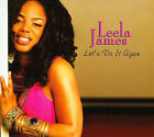 Let's Do It Again [Digipak] by Leela James (CD, May-2009, Shanachie Records)