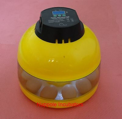 EGG INCUBATOR CHICKEN INCUBATORS POULTRY HATCHER+SMALL CANDLER