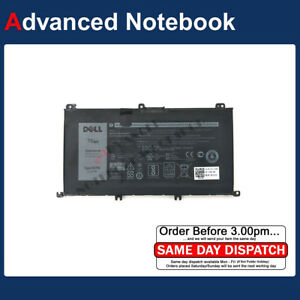 Details about Genuine 357F9 71JF4 Battery For Dell Inspiron 15 7559 15 7000  7566 7567 74Wh