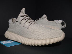 8f331a75d96 ADIDAS YEEZY BOOST 350 KANYE WEST LIGHT STONE OXFORD TAN BEIGE ULTRA ...