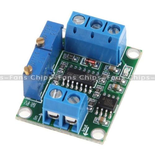 TENSIONE di corrente da 4-20mA a 0-10V 0-5V Convertitore di Segnale Trasmettitore Di Isolamento