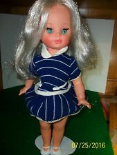 Vintage Furga 14 inch Blonde Doll in very good condition
