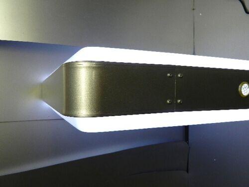 LED Caisson Lumineux Avec Imprimé Numérique 55 X 55 CM Doppelseitg Enseigne Neuf