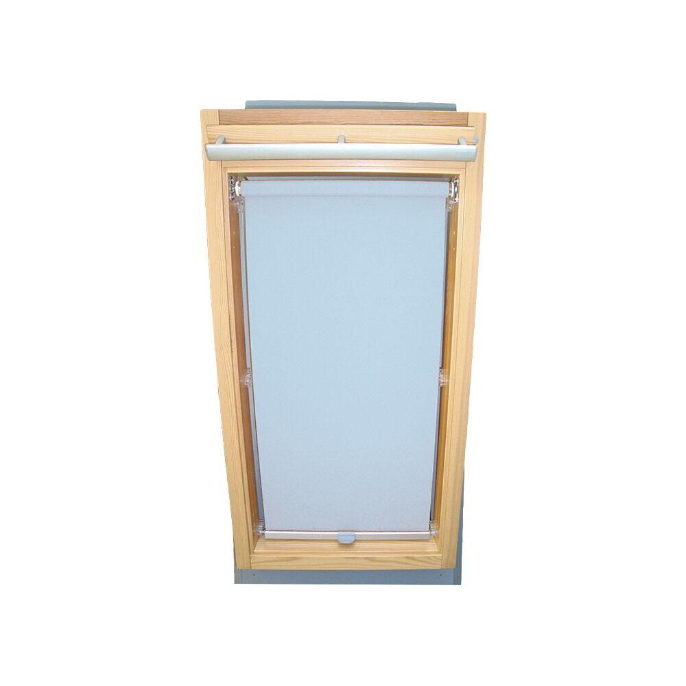 Dachfensterrollo Sichtschutzrollo Rollo Rollo Rollo für Braas BJ (Junior) - hellblau | Feine Verarbeitung  3565d8