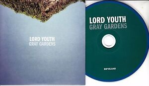 LORD-YOUTH-Gray-Gardens-2017-UK-12-trk-promo-test-CD