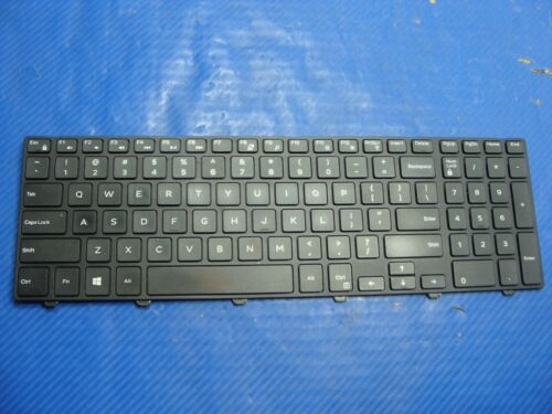 "Dell Inspiron 15 3552 15.6/"" Genuine US Keyboard 490.00H07.0L01 KPP2C ER*"