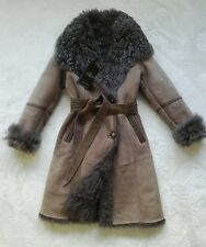 Mantel Toskana Lammfell coat tuscany fur NEW