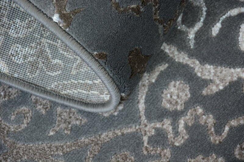 Moderne Épais Épais Épais & Doux Coureur de Hall Vogue Largeur 70-100 cm Gris Long Escaliers | Dernière Arrivée  98fa92