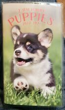 2022 2023 2 Year Pocket Planner Puppies For School Work Appointments More