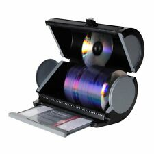 80 CD DVD Disc Storage Holder Organizer Case Movies Xbox Playstation Games Music
