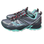 miniature 1 - Saucony Excursion TR8 Running Athletic Shoes Women's Sz 8.5 Gray Blue
