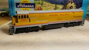 Athearn-Union-Pacific-u28c-Locomotive-train-engine-HO-u33c-u30c