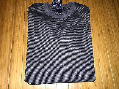 Angemessen Vtg 90er Jahre Gestreift T-shirt Xl Balance 50/50 Dünn Skater Grunge Raten Verpackung Der Nominierten Marke