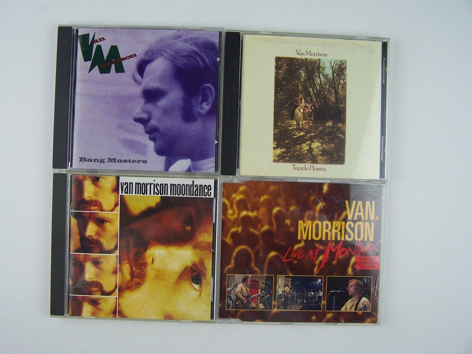 Van Morrison 4xCD Lot