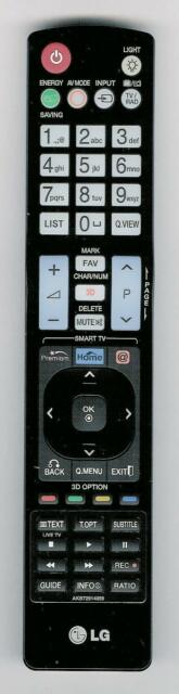 Original Remote control LG 42PW450AZA 42PW450N 42PW450NZA 42PW450T