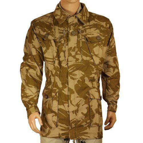Genuine Issue Desert DPM Ripstop S95 Jacket Size 180//104 40-42in Chest