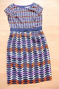 BODEN-Kensington-Dress-WH784-size-10R-NEW-soft-silky-feel