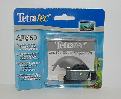Dutiful Tetratec Aps 50 Pompe à Air Service Kit T8501 To Enjoy High Reputation At Home And Abroad Fish & Aquariums Pumps (water)