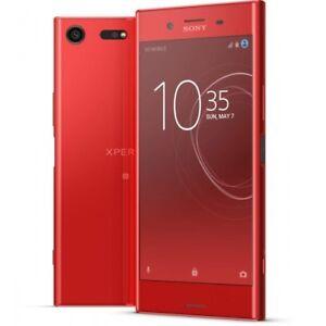 Sony-Xperia-XZ-Premium-g8141-64-Go-bronze-Rosso-Portable-Sans-Contrat-Smartphone