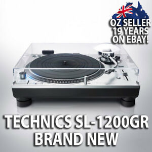NEW-TECHNICS-SL-1200GR-AUDIOPHILE-DIRECT-DRIVE-TURNTABLE-RECORD-PLAYER-SL-1200