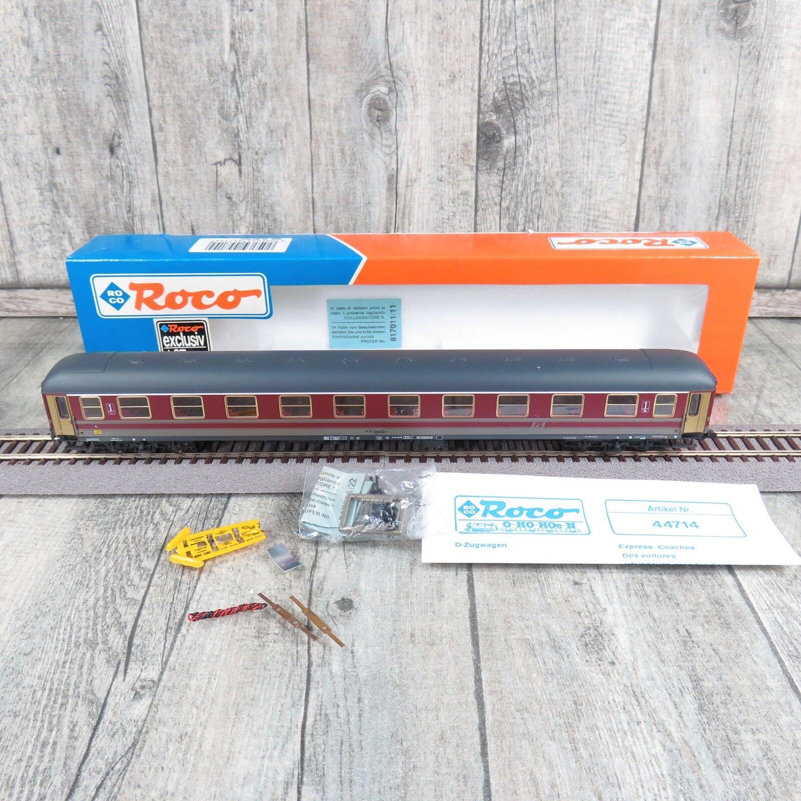 ROCO 44714 - H0 - FS -Personenwagen 50 83 10 88 076-2- OVP -  B18800