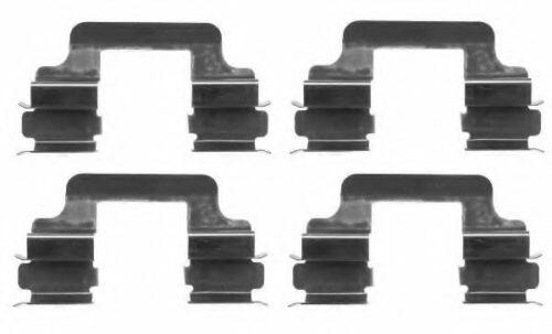Mintex MBA1610 disc brake pads FIT KITS Replaces 3D0615231,440832032R,3D0615231
