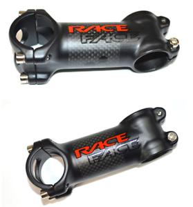 RACE-FACE-MTB-Road-Bike-Stem-3K-Carbon-Cover-Aluminum-6-17-degree-Bicycle-Stems