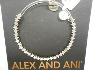 Alex and Ani Star Beaded Bangle Bracelet iZF8Sbg1H