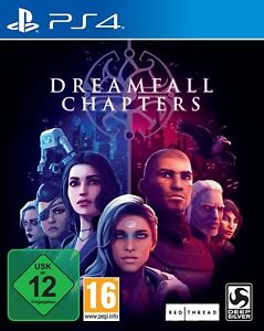 DREAMFALL CHAPTERS PS4 Playstation 4 NEUF + EMBALLAGE ORIGINAL
