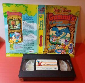 Vhs 97. Gummi's il drago musicale