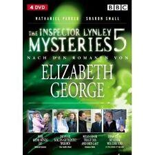 INSPECTOR LYNLEY MYSTERIES VOL.5 4 DVD KRMI NEU