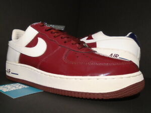 more photos d7c49 a358a Image is loading 2005-NIKE-AIR-FORCE-1-PREMIUM-LEBRON-JAMES-