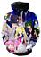 MenWomen-3D-Print-Anime-Sailor-Moon-Casual-Hoodie-Sweatshirt-Jacket-Pullover-Top miniature 20