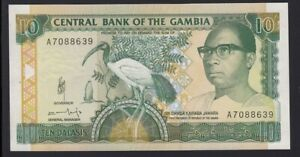 1991-95-banknote-The-Gambia-10-Dalasis-KM-13b-uncirculated-CU
