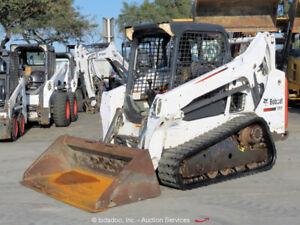 2013-Bobcat-T590-Skid-Steer-Rubber-Track-Loader-Crawler-Diesel-Aux-Hyd-bidadoo